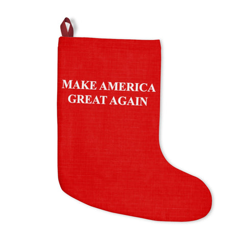MAGA Christmas Stocking
