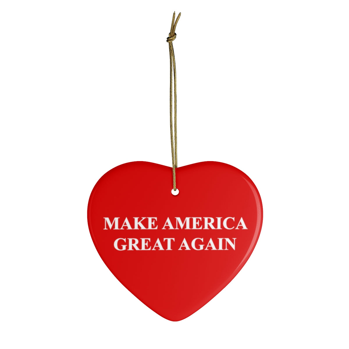 MAGA Ornament
