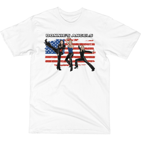 """Donnie's Angels"" T-Shirt"