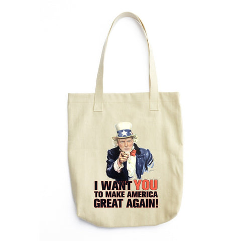 Uncle Trump Tote Bag