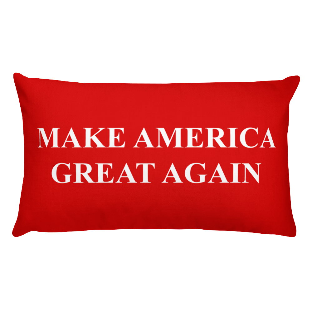 MAGA Pillow