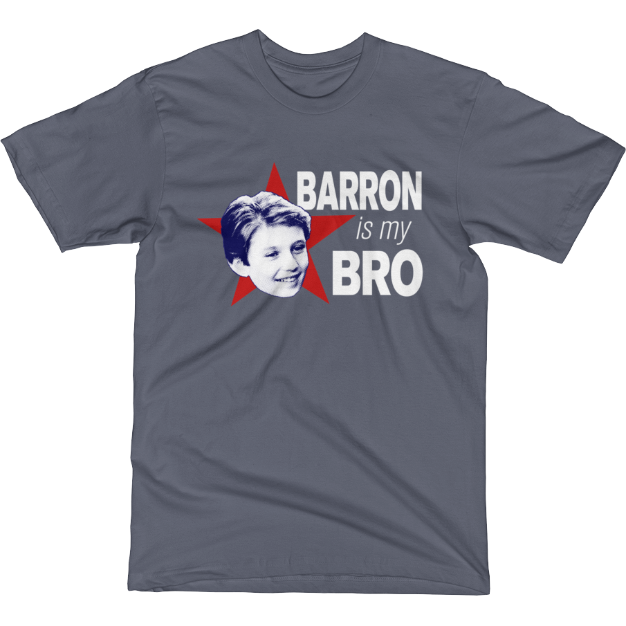 """Barron is my Bro"" T-Shirt"