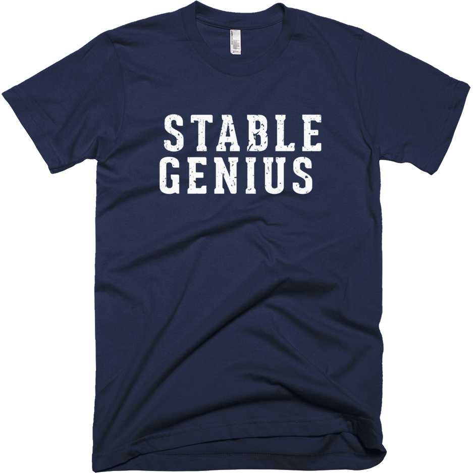 """Stable Genius"" T-Shirt"