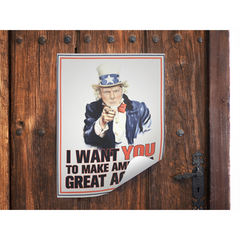Uncle Trump Poster