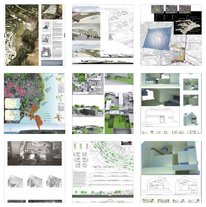★Architectural Competition Portfolio