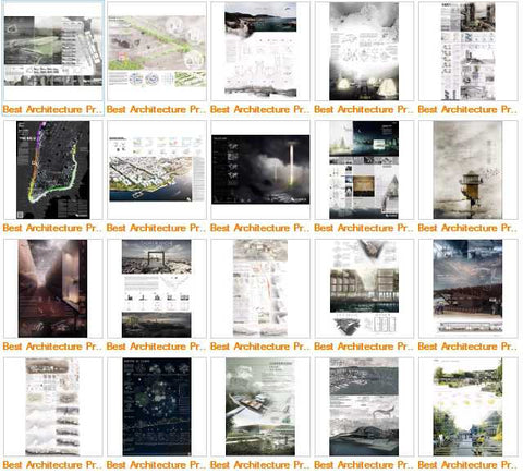 ★Best Architecture Presentation Ideas