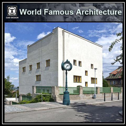 Adolf Loos Architecture