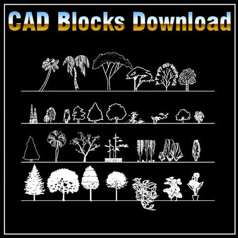 Free Landscape blocks