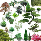 Photoshop PSD Landscape Tree 1 - CAD Design | Download CAD Drawings | AutoCAD Blocks | AutoCAD Symbols | CAD Drawings | Architecture Details│Landscape Details | See more about AutoCAD, Cad Drawing and Architecture Details