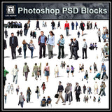 Photoshop PSD People Blocks 3