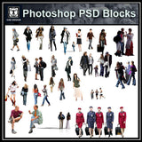 Photoshop PSD People Blocks 5