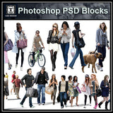 Photoshop PSD People Blocks 6 - CAD Design | Download CAD Drawings | AutoCAD Blocks | AutoCAD Symbols | CAD Drawings | Architecture Details│Landscape Details | See more about AutoCAD, Cad Drawing and Architecture Details