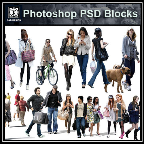 Photoshop PSD People Blocks 6