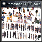 Photoshop PSD People Blocks 7