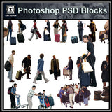 Photoshop PSD People Blocks 10 - CAD Design | Download CAD Drawings | AutoCAD Blocks | AutoCAD Symbols | CAD Drawings | Architecture Details│Landscape Details | See more about AutoCAD, Cad Drawing and Architecture Details