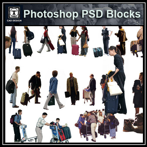 Photoshop PSD People Blocks 10