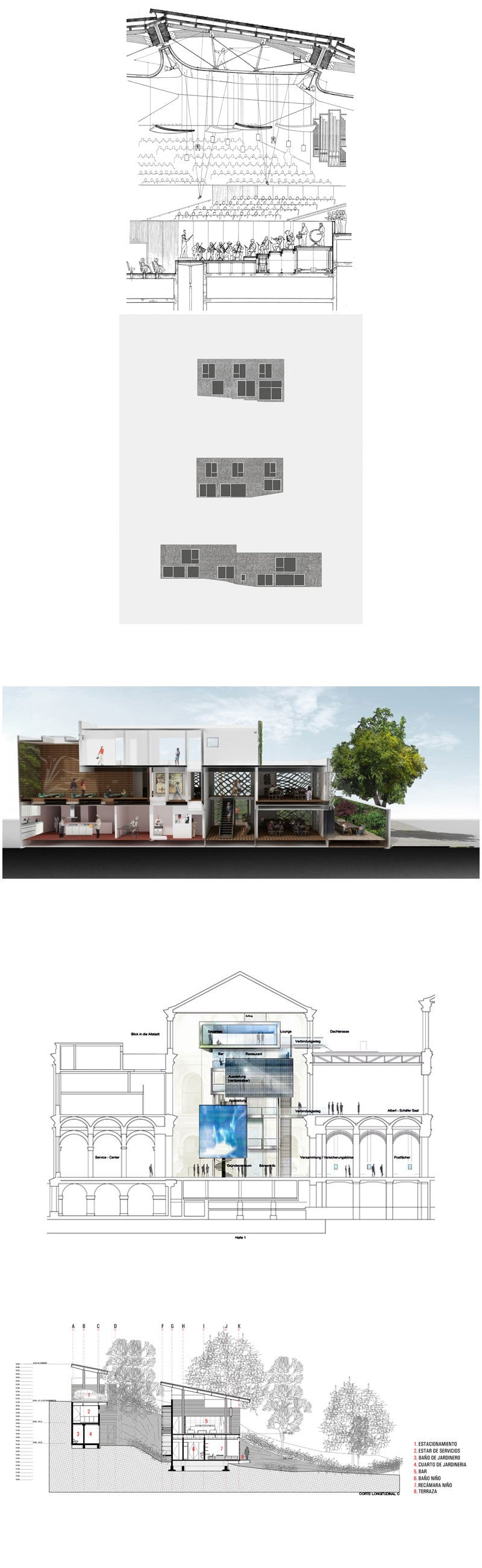 Architectural Sections And Elevations Gallery V 3 Cad