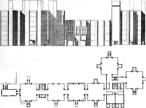 Richards Medical Research Laboratories-Louis I. Kahn