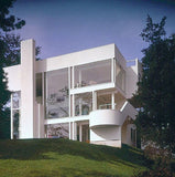 Villa inspired from Richard Meier's house - CAD Design | Download CAD Drawings | AutoCAD Blocks | AutoCAD Symbols | CAD Drawings | Architecture Details│Landscape Details | See more about AutoCAD, Cad Drawing and Architecture Details