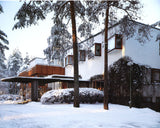 Villa Mairea-Alvar Aalto - CAD Design | Download CAD Drawings | AutoCAD Blocks | AutoCAD Symbols | CAD Drawings | Architecture Details│Landscape Details | See more about AutoCAD, Cad Drawing and Architecture Details