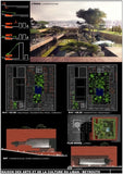★Architectural Competition Portfolio V10 (Free Downloadable) - CAD Design | Download CAD Drawings | AutoCAD Blocks | AutoCAD Symbols | CAD Drawings | Architecture Details│Landscape Details | See more about AutoCAD, Cad Drawing and Architecture Details