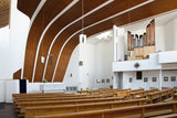 Iglesia Riola(Italia) - Alvar Aalto - CAD Design | Download CAD Drawings | AutoCAD Blocks | AutoCAD Symbols | CAD Drawings | Architecture Details│Landscape Details | See more about AutoCAD, Cad Drawing and Architecture Details