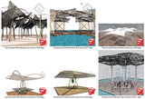 【Sketchup 3D Models】20 Types of Tensioned Membrane Structure Sketchup Models V.2 - CAD Design | Download CAD Drawings | AutoCAD Blocks | AutoCAD Symbols | CAD Drawings | Architecture Details│Landscape Details | See more about AutoCAD, Cad Drawing and Architecture Details