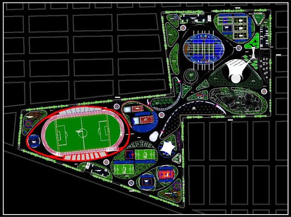 ★【Stadium,Gymnasium, Sports hall  Design Project V.3-CAD Drawings,CAD Details】@basketball court, tennis court, badminton court, long jump, high jump ,CAD Blocks,Autocad Blocks,Drawings,CAD Details - CAD Design | Download CAD Drawings | AutoCAD Blocks | AutoCAD Symbols | CAD Drawings | Architecture Details│Landscape Details | See more about AutoCAD, Cad Drawing and Architecture Details