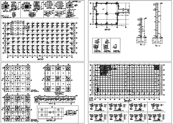Structure Details Drawings