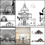 ★【Neoclassical Style Decor CAD Design Elements Collection】Neoclassical interior, Home decor,Traditional home decorating,Decoration@Autocad Blocks,Drawings,CAD Details,Elevation - CAD Design | Download CAD Drawings | AutoCAD Blocks | AutoCAD Symbols | CAD Drawings | Architecture Details│Landscape Details | See more about AutoCAD, Cad Drawing and Architecture Details