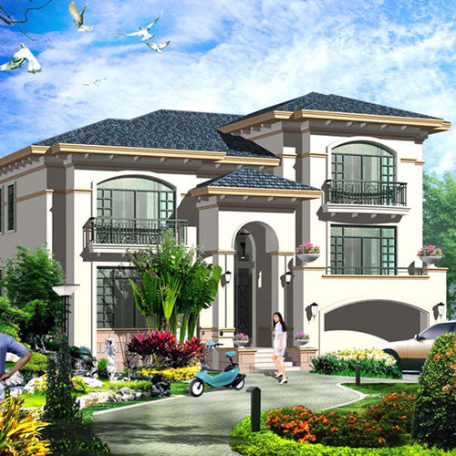 Luxury Home Plans 2 - CAD Design | Download CAD Drawings | AutoCAD Blocks | AutoCAD Symbols | CAD Drawings | Architecture Details│Landscape Details | See more about AutoCAD, Cad Drawing and Architecture Details