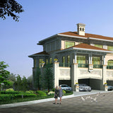 Luxury Home Plans 5 - CAD Design | Download CAD Drawings | AutoCAD Blocks | AutoCAD Symbols | CAD Drawings | Architecture Details│Landscape Details | See more about AutoCAD, Cad Drawing and Architecture Details