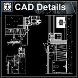 Windows Detail Drawings - CAD Design | Download CAD Drawings | AutoCAD Blocks | AutoCAD Symbols | CAD Drawings | Architecture Details│Landscape Details | See more about AutoCAD, Cad Drawing and Architecture Details