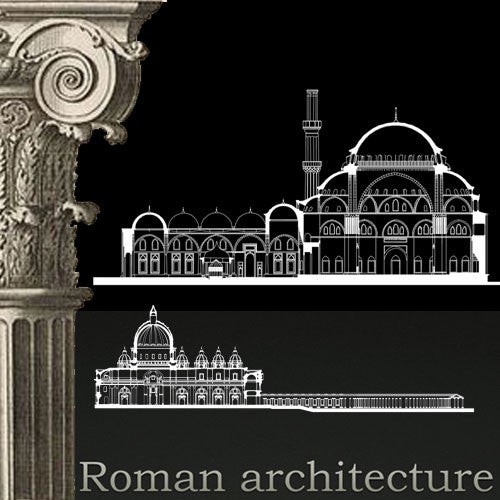 Free Decorative Elements V.18 - CAD Design | Download CAD Drawings | AutoCAD Blocks | AutoCAD Symbols | CAD Drawings | Architecture Details│Landscape Details | See more about AutoCAD, Cad Drawing and Architecture Details