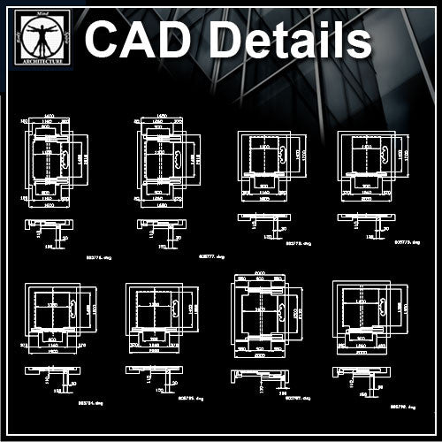 Free Escalator Detail 2 - CAD Design | Download CAD Drawings | AutoCAD Blocks | AutoCAD Symbols | CAD Drawings | Architecture Details│Landscape Details | See more about AutoCAD, Cad Drawing and Architecture Details