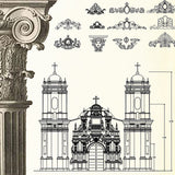 Ornamental Parts of Buildings 12