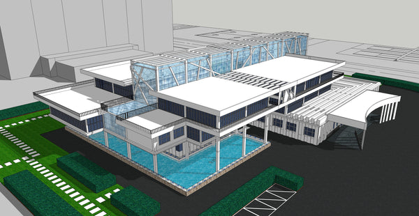 【Download 15 Library Sketchup 3D Models】 (Recommanded!!)
