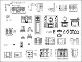 ★【Cabinet Autocad Blocks,elevation,details Collections】All kinds of Cabinet Design CAD Drawings - CAD Design | Download CAD Drawings | AutoCAD Blocks | AutoCAD Symbols | CAD Drawings | Architecture Details│Landscape Details | See more about AutoCAD, Cad Drawing and Architecture Details