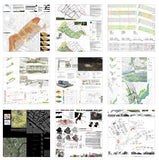 ★Architectural Competition Portfolio V05 (Free Downloadable) - CAD Design | Download CAD Drawings | AutoCAD Blocks | AutoCAD Symbols | CAD Drawings | Architecture Details│Landscape Details | See more about AutoCAD, Cad Drawing and Architecture Details