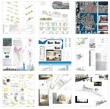 ★Architectural Competition Portfolio V07 (Free Downloadable) - CAD Design | Download CAD Drawings | AutoCAD Blocks | AutoCAD Symbols | CAD Drawings | Architecture Details│Landscape Details | See more about AutoCAD, Cad Drawing and Architecture Details