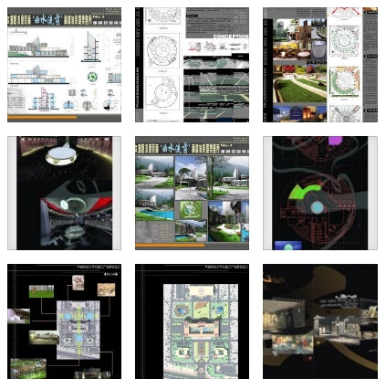 ★Architectural Competition Portfolio V23 (Free Downloadable) - CAD Design | Download CAD Drawings | AutoCAD Blocks | AutoCAD Symbols | CAD Drawings | Architecture Details│Landscape Details | See more about AutoCAD, Cad Drawing and Architecture Details