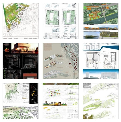 ★Architectural Competition Portfolio V02 (Free Downloadable) - CAD Design | Download CAD Drawings | AutoCAD Blocks | AutoCAD Symbols | CAD Drawings | Architecture Details│Landscape Details | See more about AutoCAD, Cad Drawing and Architecture Details