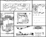 ★【Villa Landscape design,Rooftop garden,Community garden CAD Drawings Bundle V.5】All kinds of Landscape design CAD Drawings - CAD Design | Download CAD Drawings | AutoCAD Blocks | AutoCAD Symbols | CAD Drawings | Architecture Details│Landscape Details | See more about AutoCAD, Cad Drawing and Architecture Details
