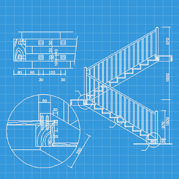 Free Stair Elevation Cad - CAD Design | Download CAD Drawings | AutoCAD Blocks | AutoCAD Symbols | CAD Drawings | Architecture Details│Landscape Details | See more about AutoCAD, Cad Drawing and Architecture Details