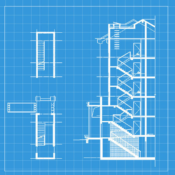 Staircase design – CAD Design | Free CAD Blocks,Drawings,Details