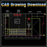 Restaurant Design Template V.1 - CAD Design | Download CAD Drawings | AutoCAD Blocks | AutoCAD Symbols | CAD Drawings | Architecture Details│Landscape Details | See more about AutoCAD, Cad Drawing and Architecture Details