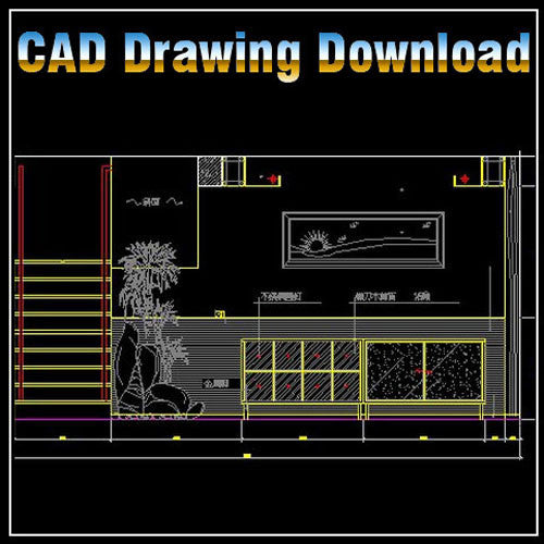 Restaurant Design Template V.2 - CAD Design | Free CAD blocks and drawings