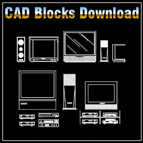 Free Electrical Blocks - CAD Design | Download CAD Drawings | AutoCAD Blocks | AutoCAD Symbols | CAD Drawings | Architecture Details│Landscape Details | See more about AutoCAD, Cad Drawing and Architecture Details