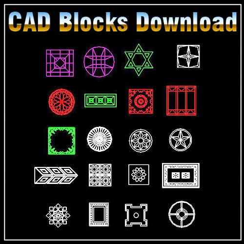 Free Paving and Ground Blocks Download - CAD Design | Download CAD Drawings | AutoCAD Blocks | AutoCAD Symbols | CAD Drawings | Architecture Details│Landscape Details | See more about AutoCAD, Cad Drawing and Architecture Details