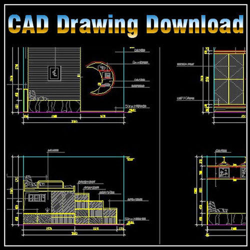 Children Room Design Template - CAD Design | Download CAD Drawings | AutoCAD Blocks | AutoCAD Symbols | CAD Drawings | Architecture Details│Landscape Details | See more about AutoCAD, Cad Drawing and Architecture Details